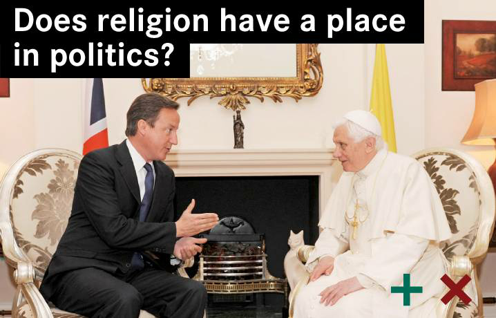 """RELIGION : AN AVUNCULAR TO POLITICS"""